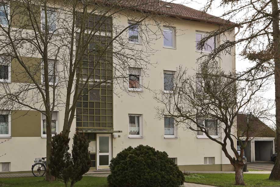 4-Zimmer Wohnung in Scheinfeld